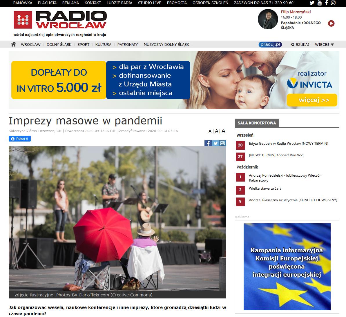 Screenshot 2020 09 14 Imprezy masowe wpandemii